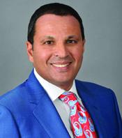 Tarek Haftz, President, CBE Office Solutions