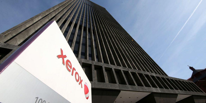 xerox and fujifilm holdings