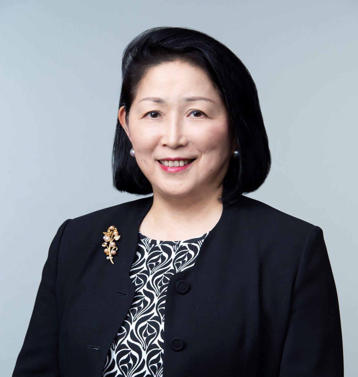 first female board member