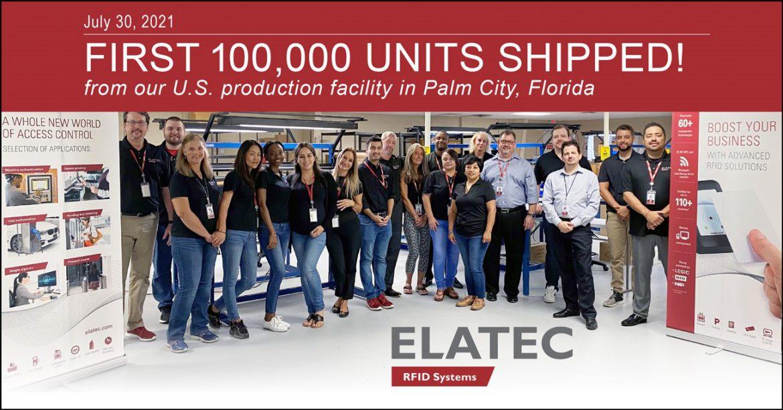 U.S. Production Facility